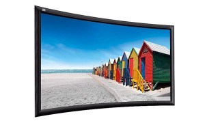Ekran ramowy ADEO Screen PLANO CURVED 135""