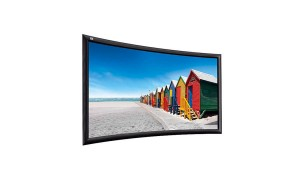 Ekran ramowy ADEO Screen PLANO CURVED 90""