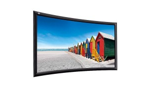 Ekran ramowy ADEO Screen PLANO CURVED 113""