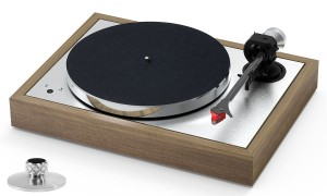 Gramofon PRO-JECT The Classic EVO z Quintet Red