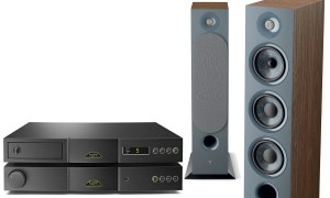 Zestaw audio NAIM NAIT 5SI-CD5SI z FOCAL Chora 826