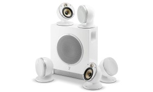 FOCAL Dome FLAX 5.1 White