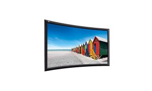 Ekran ramowy ADEO Screen PLANO CURVED 81""