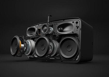 Technologia głośników SONOS Play5