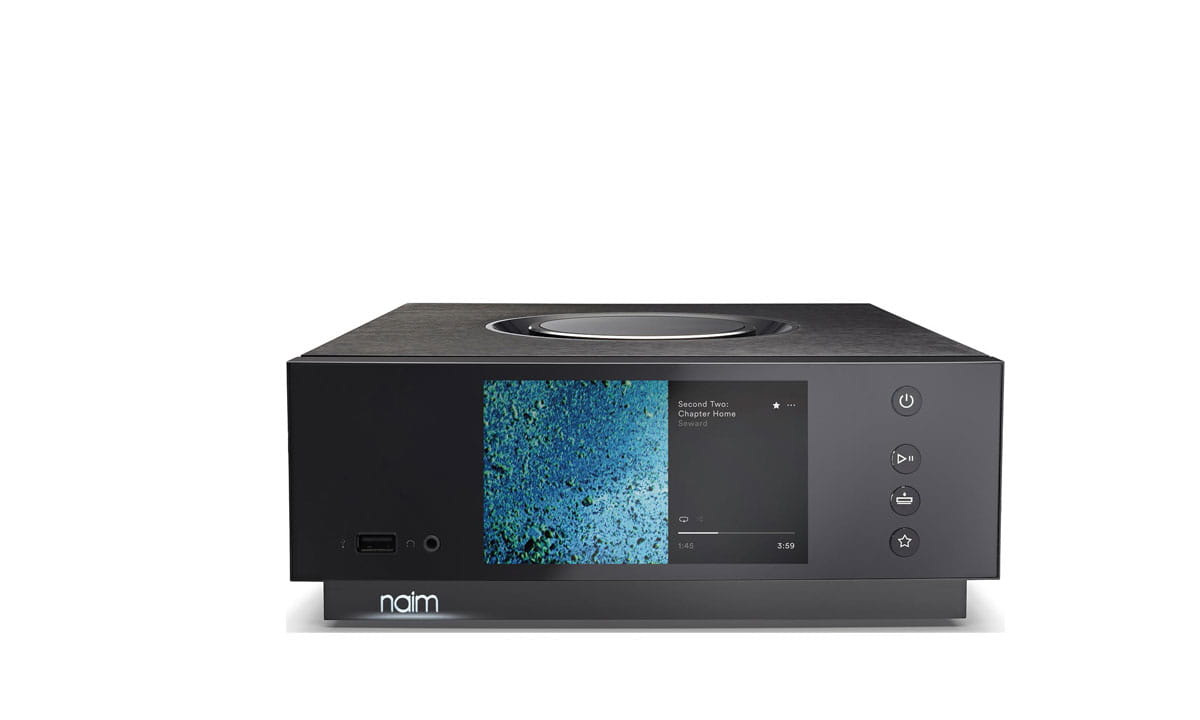 fot. System stereo all-in-one NAIM Uniti Atom HDMI.